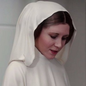 Leia in Rogue One A 星, 星级 Wars Story