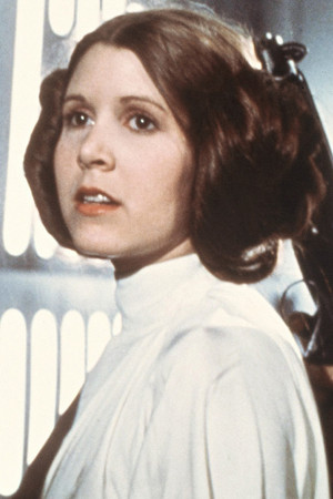 Leia in SW:A New Hope