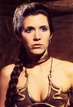Leia in SW:Return of the Jedi