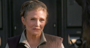 Leia in SW:The Force Awakens