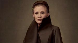 Leia in SW:The Last Jedi