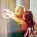 Lexana Fade Kiss - smallville icon