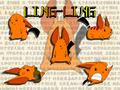Ling Ling - drawn-together wallpaper