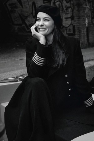Liv Tyler ~ Porter Magazine ~ Winter 2017