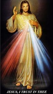 Lord of Divine Mercy for Mark