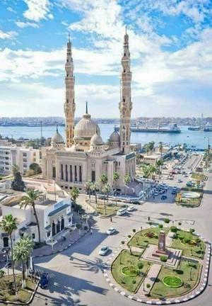 MORNING ALEXANDRIA EGYPT