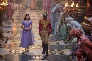 Mackenzie in The Nutcracker and the Four Realms