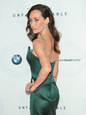 Maggie Q 16th Annual Unforgettable Gala