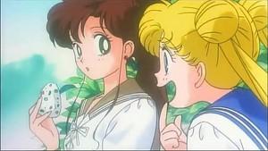 Makoto and Usagi