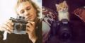 Male Celebrity vs. Cat 33 - cats photo