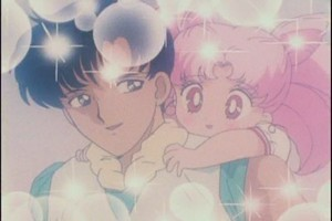 Mamoru And Rini