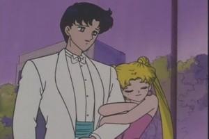Mamoru And Usagi