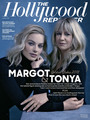Margot Robbie and Tonya Harding ~ The Hollywood Reporter ~ January 2018