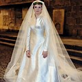 Maria In Her Wedding Dress