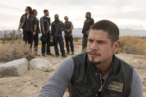 Mayans MC - First Image - JD Pardo as EZ Reyes