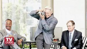 Men of NCIS TVGuide Photoshoot