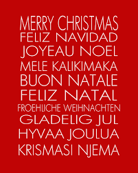Merry Christmas In Different Languages.Merry Christmas In Different Languages Christmas Fan Art