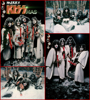 Merry KISSmas ciuman ~Hollywood, California...October 19, 1976