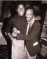 Michael And Quincy Jones  - michael-jackson photo
