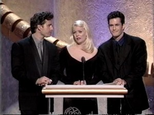 Michael E. Knight, Marcy Walker, & Michael Lowry [1997 Emmys]