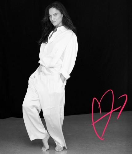 미셸 로드리게즈 바탕화면 called Michelle Rodriguez - Author Magazine Photoshoot - 2018