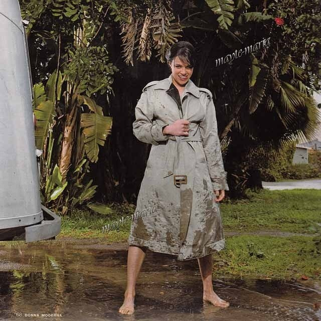 Michelle Rodriguez - Donna Moderna Photoshoot - 2010