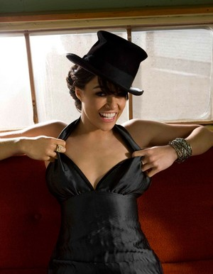 Michelle Rodriguez - Donna Moderna Photoshoot - 2010