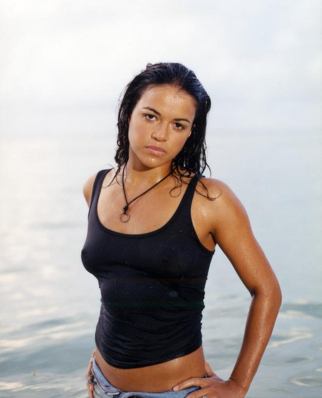 Michelle Rodriguez - Lost Photoshoot - 2005