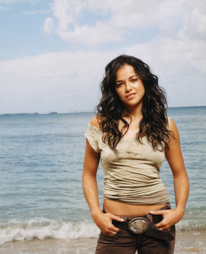 Michelle Rodriguez - Nawawala Photoshoot - 2005