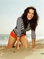 Michelle Rodriguez - Lost Photoshoot - 2005 - michelle-rodriguez photo