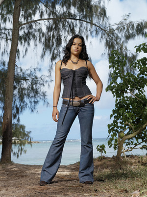 Michelle Rodriguez - lost Photoshoot - 2005