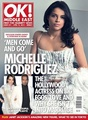 Michelle Rodriguez - OK! Middle East Cover - 2012 - michelle-rodriguez photo