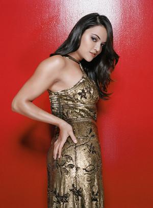 Michelle Rodriguez - People en Espanol Photoshoot - 2006