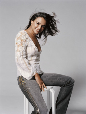Michelle Rodriguez - People en Espanol Photoshoot - 2006