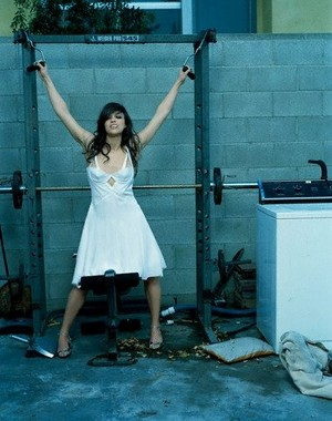 Michelle Rodriguez - Vanity Fair Italy Photoshoot - 2007
