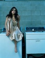 Michelle Rodriguez - Vanity Fair Italy Photoshoot - 2007 - michelle-rodriguez photo