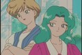 Michiru and Haruka  - sailor-moon photo