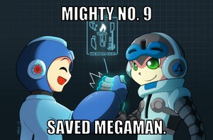 Mighty No. 9 saved MegaMan