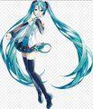 Miku - vocaloids photo