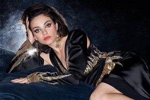 Mila Kunis for The Edit Magazine [November 2017]