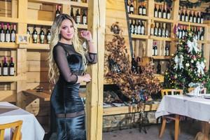 Milica poses for Alo Magazin