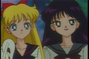 Minako and Rei