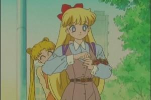 Minako and Usagi