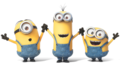 Minions characters