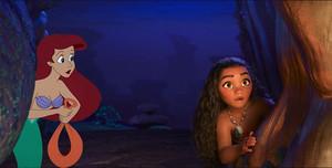 Moana x Ariel