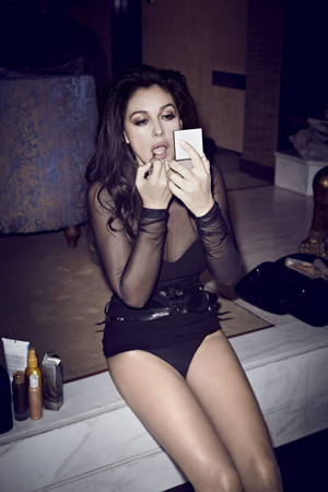 Monica Bellucci for 7000 Magazine [November 2013]