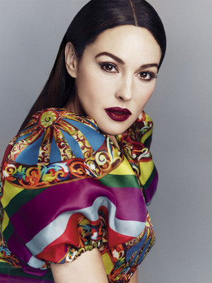 Monica Bellucci for S Moda [May 2013]