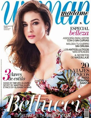 Monica Bellucci for Woman Madame Figaro [April 2014]
