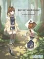 Mori Girl and Reindeer