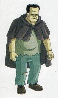 Mostro di Frankenstein